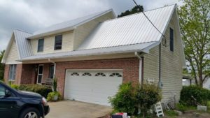 We install metal roofs on residential and commercial buildings in Myrtle Beach.